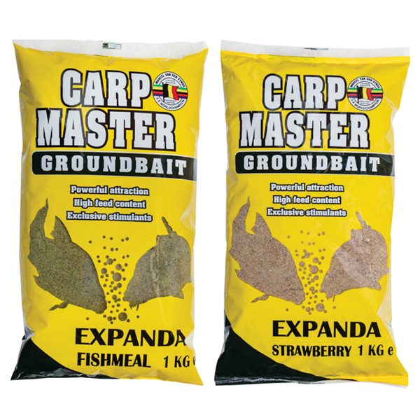 Carp Master Groundbaits 1KG
