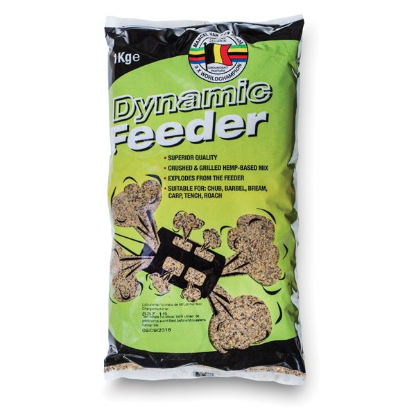 Dynamic Feeder Groundbait