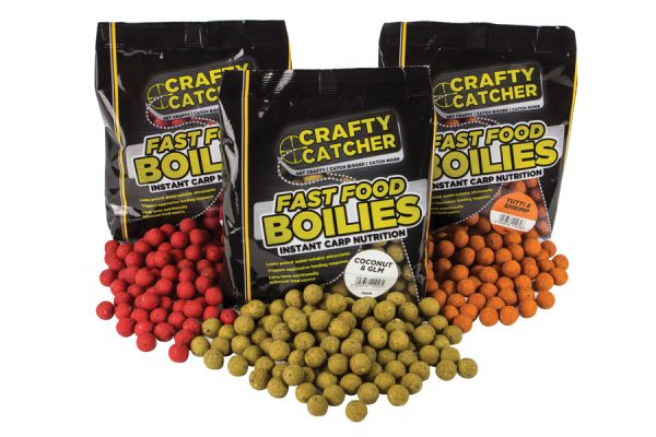 FAST FOOD Boilies
