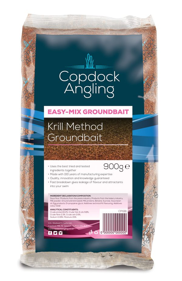Copdock Krill Method Groundbait