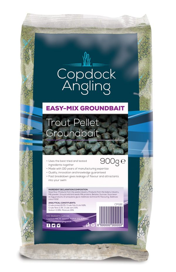 Copdock Trout Pellet Groundbait