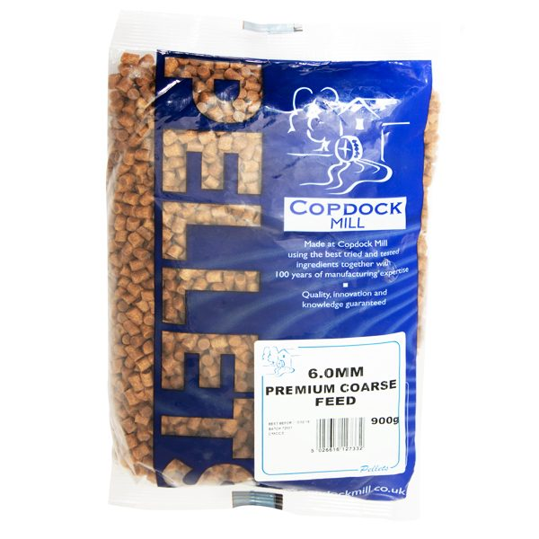 Coarse Feed Pellets 6mm
