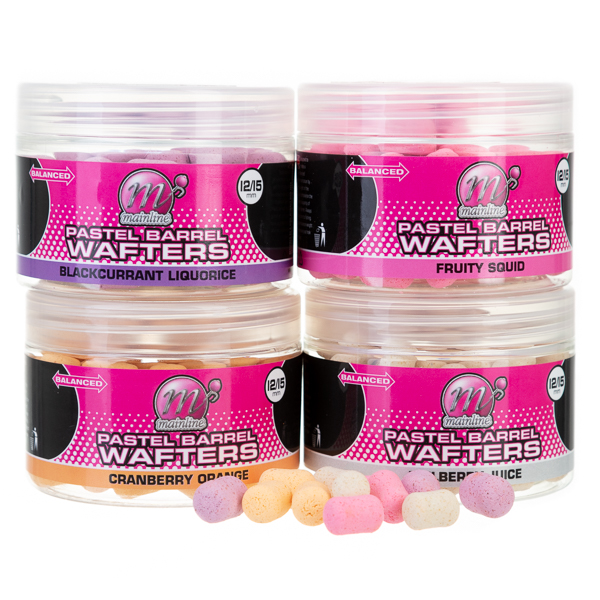 Pastel Barrel Wafters by Mainline